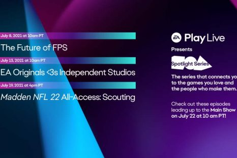 EA Play Live Spotlight Series Kicking Off This Month